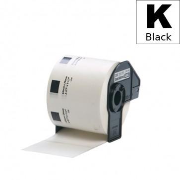 Etikete U Roli Zamjenske (Brother) DK11209  BK/WH 800kom*29mm*62mm / DK-11209