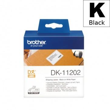 Etikete U Roli (Brother) DK11202  BK/WH 300kom*62mm*100mm / DK-11202
