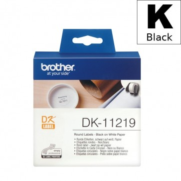 Etikete U Roli (Brother) DK11221  BK/WH 400kom*29mm*90mm / DK-11219