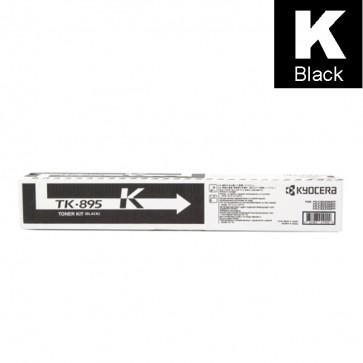 Toner (Kyocera) TK-895BK / 1T02K00NL0