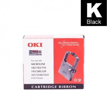Ribbon (Oki) ML182 / 09002303