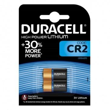 Baterija Duracell Ultra Photos CR2 2 kom