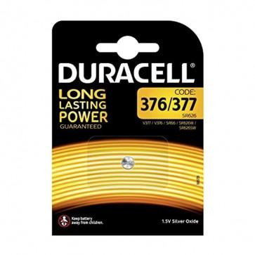 Baterija Duracell Silver Oxide 376 / 377 1 kom