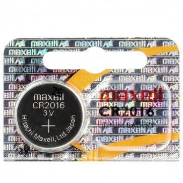 Baterija Maxell Cell Lithium CR2016 / DL2016 1kom