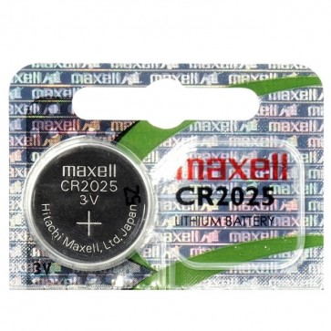 Baterija Maxell Cell Lithium  CR2025 / DL2025 1kom
