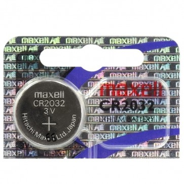 Baterija Maxell Cell Lithium CR2032 / DL2032 1kom