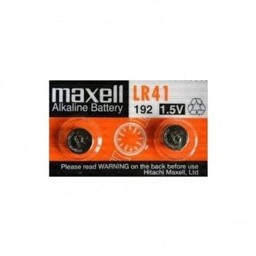 Baterija Maxell Cell Alkaline LR41 2 kom