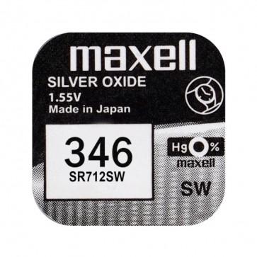 Baterija Maxell Silver Oxide 346 1kom