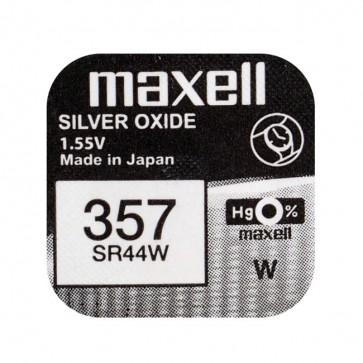 Baterija Maxell Silver Oxide 357/303 1kom