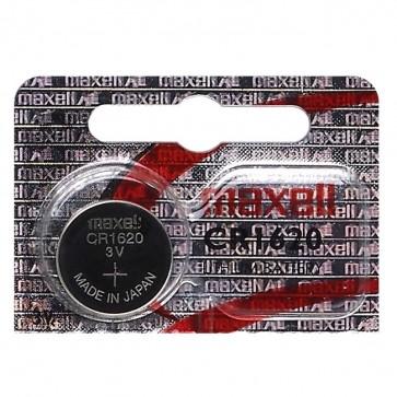Baterija Maxell Cell Lithium CR1620 / DL1620 1kom