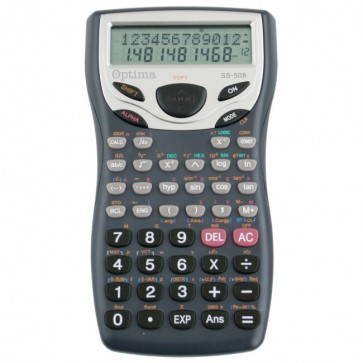 Kalkulator OPTIMA SS-508 401fun. 25257 bls P30/60