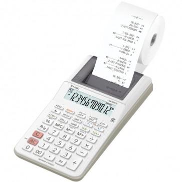 Računski stroj CASIO HR-8 RCE bijeli (Tax-Exchange) P10