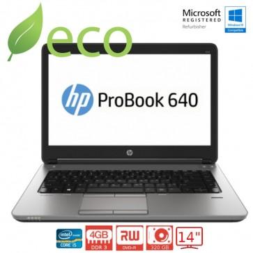 Refurbished Prijenosno Računalo HP Probook 640 G1 i5-4200M / 4GB / 320 GB