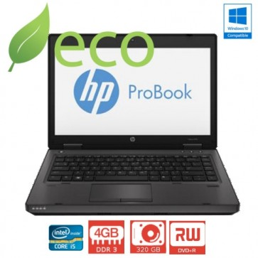 "Refurbished Prijenosno Računalo HP ProBook 6470p I5-3320 2,6GHz / 14"" / 4GB DDR3 / 320 GB"