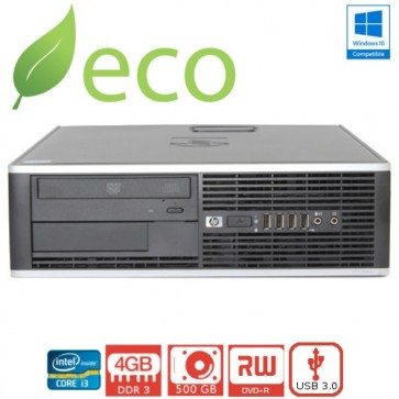 Refurbished Računalo HP Elite 8300 I3-3220 3,3GHz / 4GB DDR3 / 250 GB