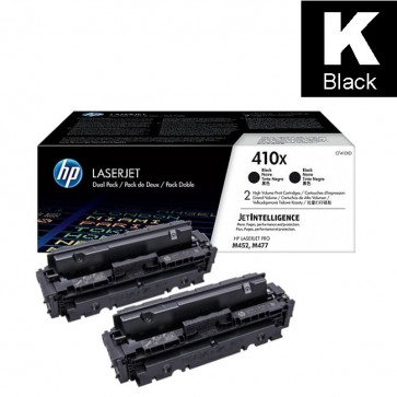 Set Toner (HP) CF410XD / 410X