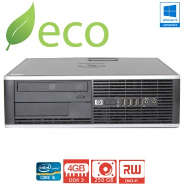 Refurbished Računalo HP Elite 8200 I5-2400 3,1GHz / 4GB DDR3 / 250 GB