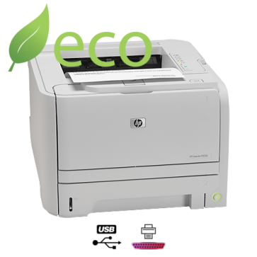 Refurbished Printer HP Laserjet P2035 / CE461A