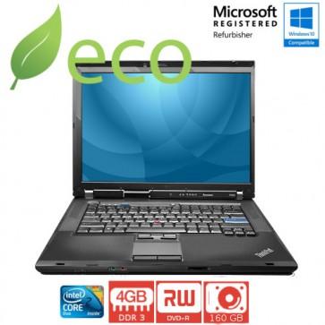 "Refurbished Prijenosno Računalo Lenovo R400 C2D-E8400 2,26 GHz / 14,1"" / 4GB DDR3 / 160 GB"