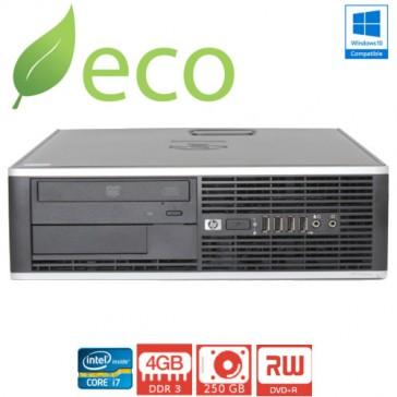 Refurbished Računalo HP ELITE 8100 I7-870 2,93GHz / 4GB DDR3 / 250 GB