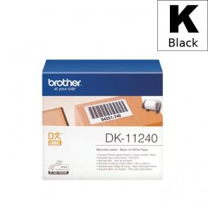 Etikete U Roli (Brother) DK11240  BK/WH 600kom*102mm*51mm / DK-11240