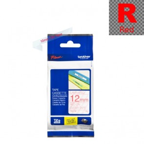 Ribbon (Brother) TZE-132 RE/CL 8m*12mm / TZE-132