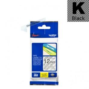 Ribbon (Brother) TZE-131 BK/CL 8m*12mm / TZE131