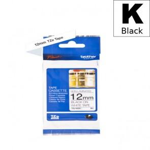 Ribbon (Brother) TZE-N231 BK/WH 8m*12mm / TZEN231