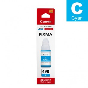Tinta (Canon) GI-490CY / 0664C001