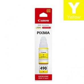 Tinta (Canon) GI-490YE / 0666C001