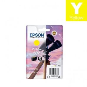 Tinta (Epson) 502YE / C13T02V44010