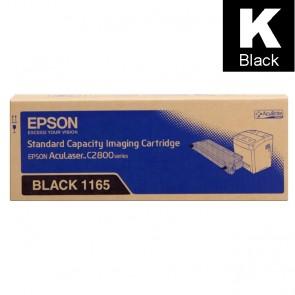 Toner (Epson) C2800BK / C13S051165