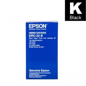 Ribbon (Epson) ERC-32BK / C43S015371