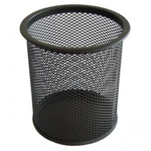 Čaša za olovke žica HY6802C(LD1-188) crna 22683 P12