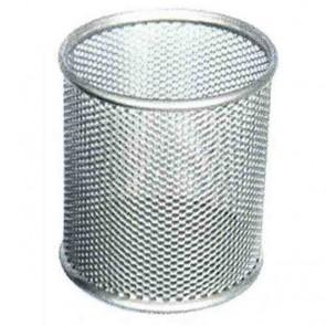 Čaša za olovke žica HY6802C(LD1-189) srebrna 22683S P12