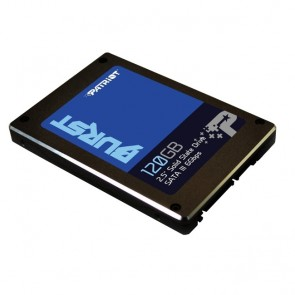 "SSD PATRIOT BURST 120 GB 2,5"" SATA III"