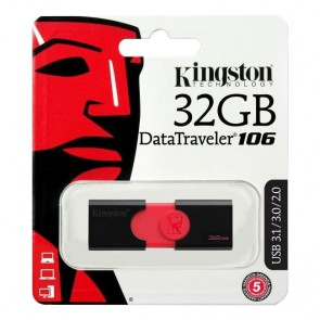 USB Stick Kingston 3.1 DT106 32GB
