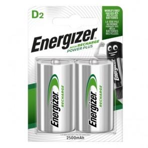 Baterija Punjiva Energizer D / R20 / MN1300 2 kom