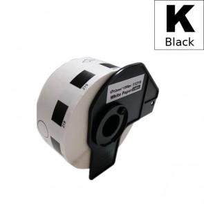 Etikete U Roli Zamjenske (Brother) DK11221  BK/WH 400kom*29mm*90mm / DK-11219