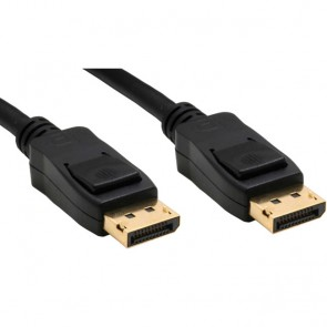 Naviatec Display Port --> Display Port Kabel 3 M