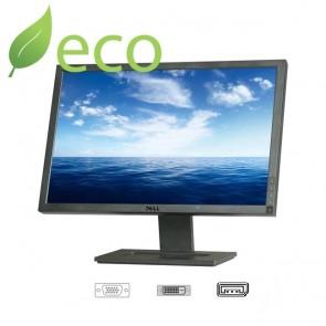 "Refurbished Monitor (Dell) P2210 / 21,5"" / VGA / DVI / Display port / USB"