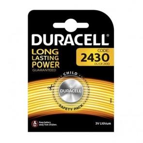 Baterija Duracell Electronic CR2430 / DL2430 1kom