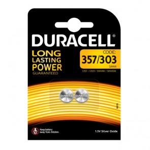 Baterija Duracell Silver Oxide 357 / 303 2 kom