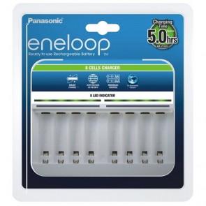 Punjač Baterija Panasonic Eneloop BQ-CC63