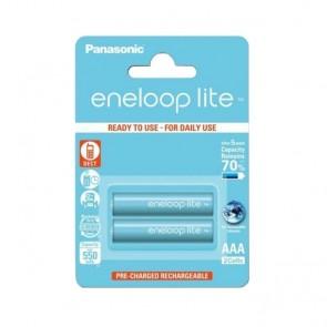 Baterija Punjiva Panasonic Eneloop Lite AAA/LR03 DX2400 2 kom