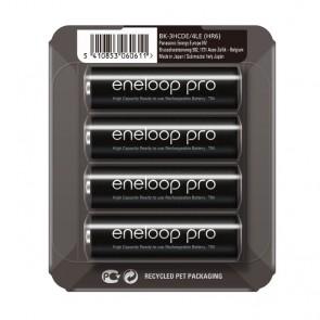 Baterija Punjiva Panasonic Eneloop PRO AA/LR6 DX1500 4 kom