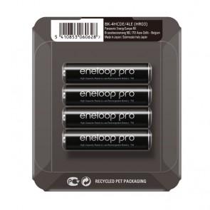 Baterija Punjiva Panasonic Eneloop PRO AAA/LR03 DX2400 4 kom