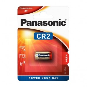 Baterija Panasonic Photo Lithium CR2 1 kom