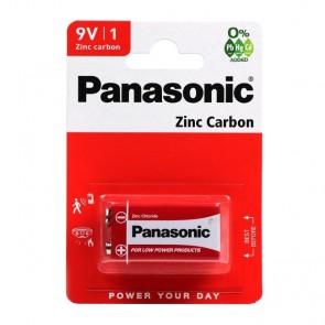 Baterija Panasonic Zinc Carbon MN1604 9V 1kom