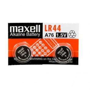 Baterija Maxell Cell Alkaline LR44 2 kom